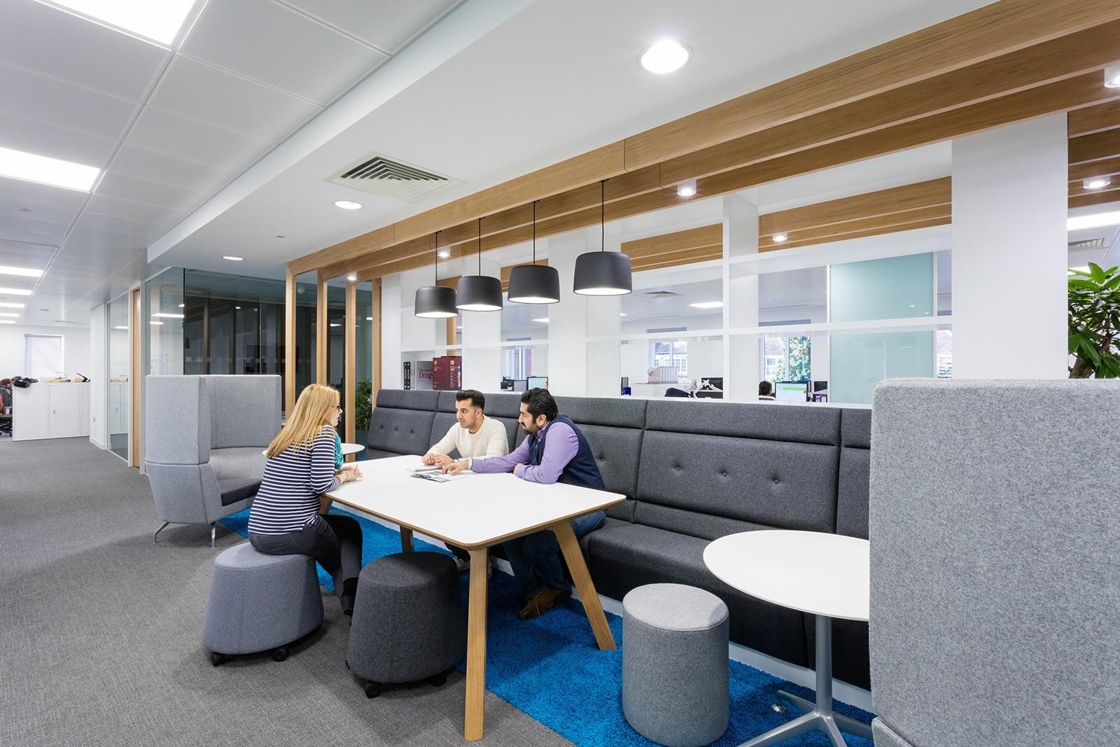 Clinigen office area